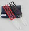 Retinoscopy stipes set, NEW