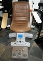Mobile Zeiss S2 operating chair, pre-owned, fine checked condition