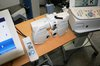 Computer-Refractor Topcon CV-5000 Compu Vision incl. control unit, built 2008, pre-owned, fine condition