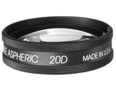 Volk 20D autoklavierbare Ophthalmoskopierlupe V20LCACSPV, Artikelnummer: 000340