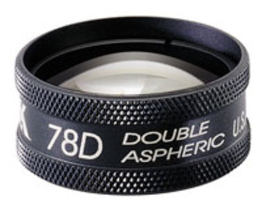 Volk 78D Lupe für die Spaltlampe V78C, Artikelnummer: 000350