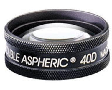 Volk 40D Ophthalmoskopierlupe V40LC, Artikelnummer: 000348