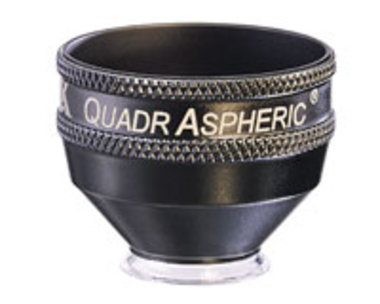Volk QuadrAspheric 130° Indirektes Laser-Kontaktglas VQFL, Artikelnummer: 000367