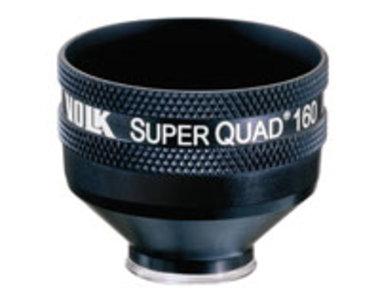 Volk SuperQuad 160° Indirektes Laser-Kontaktglas VSQUAD160, Artikelnummer: 000357