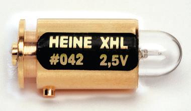 XHL Xenon Halogen Ersatzlampe 2,5 Volt für Heine mini 3000 Focalux, Artikelnummer: 004016