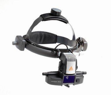 HEINE OMEGA 500® Indirektes Binokulares Kopf-Ophthalmoskop 6 Volt, Artikelnummer: 004031