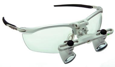 HEINE HR® 2x High Resolution Binokularlupen mit i-View und S-Frame® Brillengestell, Artikelnummer: 004042