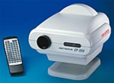 Chart projector Shin Nippon CP-500 incl  IR remote control