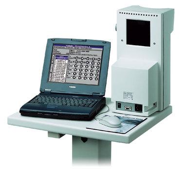 Sehtestgerät Oculus Modell Binoptometer 3 mit kleiner Bedieneinheit, NEU!, Artikelnummer: 000217