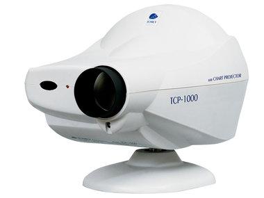 LED Sehzeichenprojektor Tomey Modell TCP-1000LED, NEU!, Artikelnummer: 011134