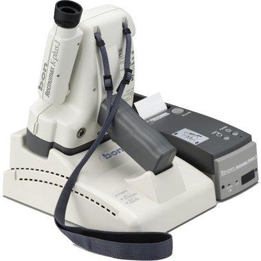 Hand-Autorefrakto-Keratometer bon Modell Retinomax K-plus 3 inkl. Drucker und Ladestation, NEU!, Artikelnummer: 011187