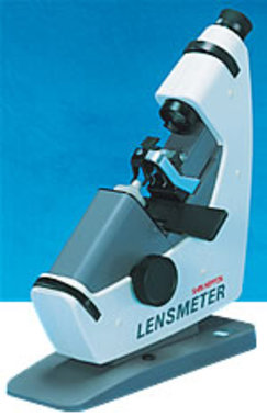 Manueller Scheitelbrechwertmesser Shin Nippon Modelle LM-15, LM-15A, LM-15B, LM-15C, LM-15D, NEU!, Artikelnummer: 011217
