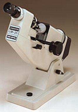 Manueller Scheitelbrechwertmesser Shin Nippon LM-25 ohne Prismenkompensator, NEU!, Artikelnummer: 011218