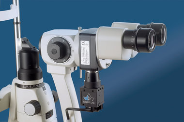 Digital slit lamp camera system Oculus ImageCam 2, NEW ...