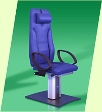 Patientenstuhl Doms Modell DOMS CENTRIC 100 - standard - Oberteil feststehend, NEU!, Artikelnummer: 011505