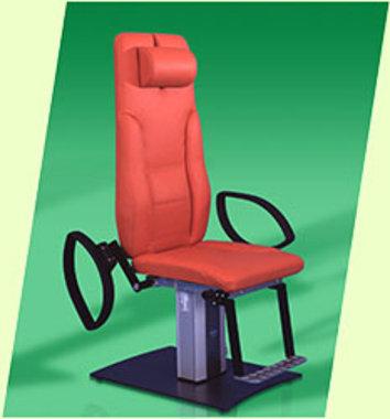 Patientenstuhl Doms Modell DOMS CENTRIC 200, ohne Horizontal-Sitzverschiebung, NEU!, Artikelnummer: 011506