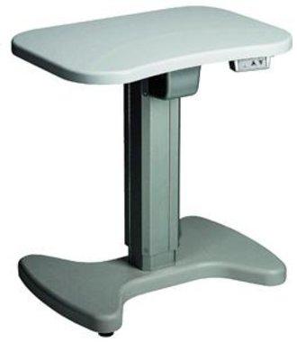 Elektro-Hubtisch mit Zentralhub Schairer, kleines Modell MD-1, NEU!, Artikelnummer: 001161
