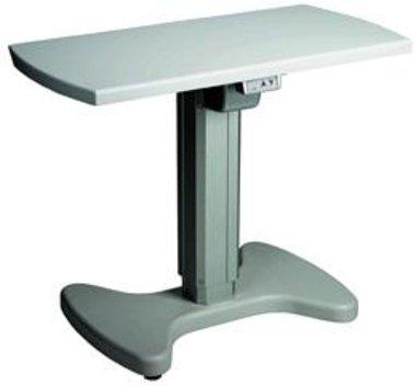 2-Geräte-Elektro-Hubtisch mit Zentralhub Schairer, großes Modell MD-2, NEU!, Artikelnummer: 001162