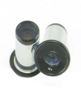 1 Paar Okulare für Spaltlampe Haag Streit 900 BM, 16 fach, Artikelnummer: 000063
