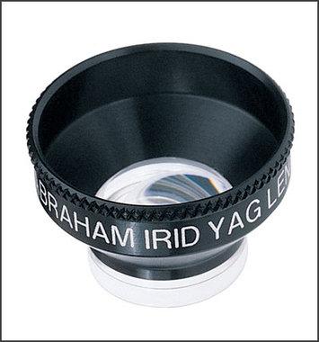 Ocular Instruments OAIY Abraham Iridektomie YAG-Laser-Kontaktglas, NEU!, Artikelnummer: 090000