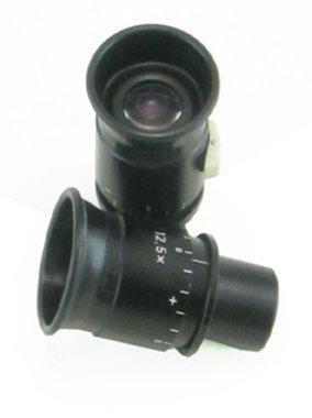 1 Paar Okulare für Spaltlampe Carl Zeiss, Modellreihe 100-16, 125-16, 20 SL, 30 SL, 30 SL/M, gebraucht, guter Zustand, Artikelnummer: 000064