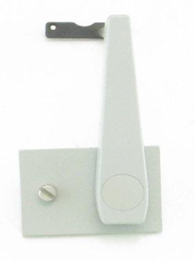 Tonometerhalterung für Spaltlampe Rodenstock 2000 zum Vorschwenken, Artikelnummer: 000061