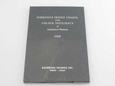 Farbtafeln für Analphabeten nach Ishihara, 10 Tafeln, Artikelnummer: 017027