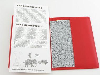 Lang Stereoteste, Set I und II, Artikelnummer: 017029