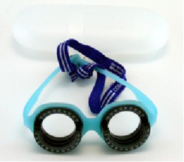 Refraktionsbrille für Kinder, PD 48mm, NEU!, Artikelnummer: 017069