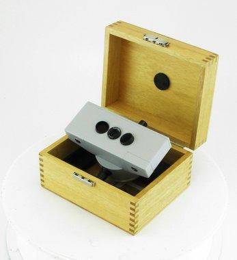 Keratometer-Vorsatz für Spaltlampe Zeiss 30 SL und SL-10-0, wie NEU!, Artikelnummer: 018255