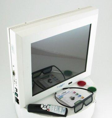 Luneau LCD HIGH-END SEHPRÜFSYSTEM Modell L40P, NEU!, Artikelnummer: 017950