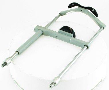 Kinnstütze für Spaltlampe Carl Zeiss 20 SL, 30 SL, Artikelnummer: 018112