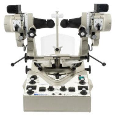 Synoptophor Clement-Clarke Modell 2002 (ohne Haidinger Büschel - Motoreinheiten), NEU!, Artikelnummer: 0111458