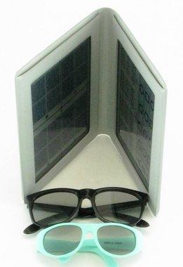 "Stereotest ""Random Dot"" (Lea Symbols) by VAC, inkl. Polarisationsbrille und Kinder-Polarisationsbrille, NEU!, Artikelnummer: 012380"