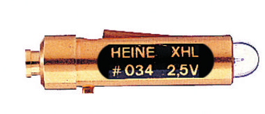 Ersatzlampe für Heine alpha+ Dermatoskop, alpha Leuchtlupe,mini 2000 Dermatoskop 3,5 V, Artikelnummer: 000904