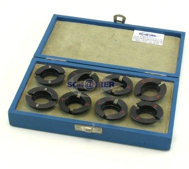 Cylinder-Vorsetzgläser + oder - für Möller Wedel Phoropter Visutest C, gebraucht, guter Zustand, Artikelnummer: 8754moewe