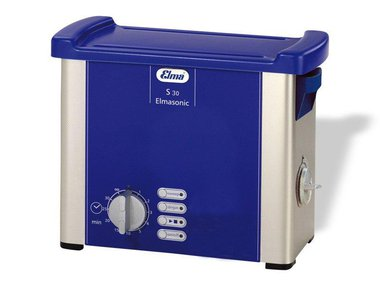 Elma Elmasonic Ultraschall-Reinigungsgerät S30, NEU, Artikelnummer: 01082011-2