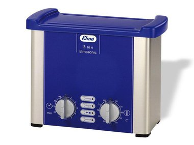 Elma Elmasonic Ultraschall-Reinigungsgerät S 10H mit zuschaltbarer Heizung., NEU, Artikelnummer: 01082011-5