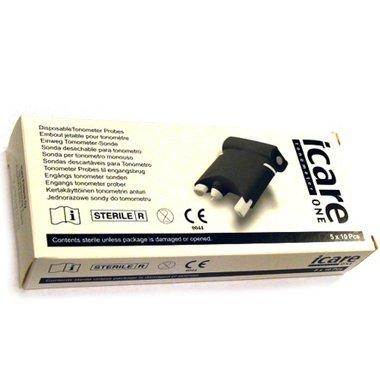 Einweg Tonometer-Sonden für Icare ONE und ICARE HOME, Packung á 50 Stück (einzeln verpackt), Artikelnummer: 17052013