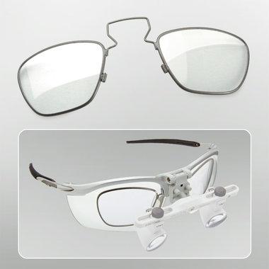 HEINE Korrekturfassung für S-Frame® Brillengestell und opt. Korrekturgläser, Artikelnummer: 17072013