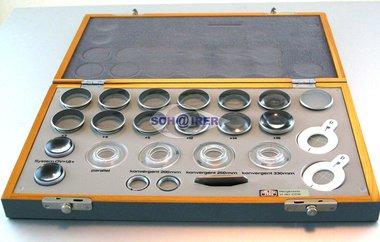 Fernrohrbrillen-Probiersatz Carl Zeiss Jena, komplett in Box, gebraucht guter Zustand, Artikelnummer: 18092014-2