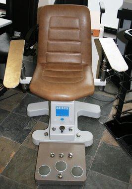 Mobiler Zeiss S2 Operateurstuhl / OP-Stuhl, gebraucht, guter Zustand, Artikelnummer: 27022015-2
