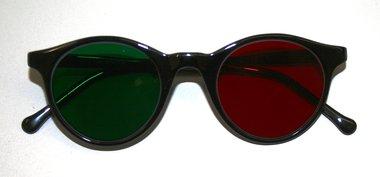 Oculus Rot-Grün Brille / Anaglyphenbrille Art. 42700, Artikelnummer: 28042015-2