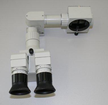 Optischer Teiler, Binokular, für Spaltlampen Carl Zeiss Jena RSL 110, gebraucht, guter Zustand, Artikelnummer: 08072015