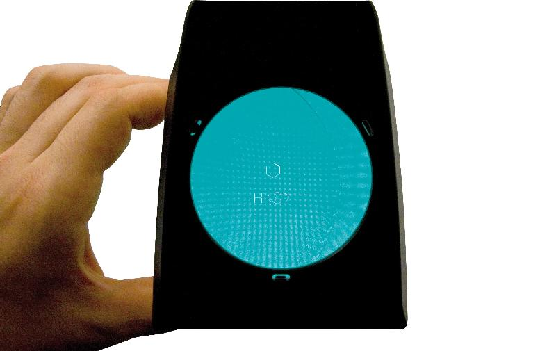 Gfc Pupillo Progressive Lens Marking Reader