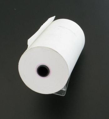 Thermo-Druckerrolle, 110mm breit, mit spezieller Spindelstärke, Artikelnummer: 001070