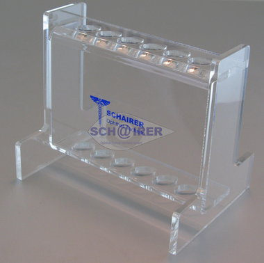 Table stand for 6 turnable panels, Item No.: 16052013-10